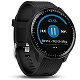 Garmin vívoactive 3 Music GPS-Fitness-Smartwatch - Musikplayer, Garmin Pay, vorinstallierte Sport-Apps