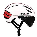 Casco Erwachsene Helm Speedairo Weiß, M(54-59 cm)