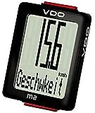 VDO M2 WL 300231 Blackline-Edition Biketacho / Funk-Fahrradcomputer A1 (blackline)