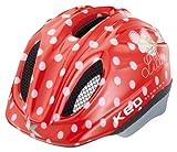 KED Unisex Fahrradhelm Meggy Original, Mehrfarbig (Lillebi) , 46-51