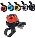 The Best Kingdom 5X Fahrrad Glocke Klingel Fahrradklingel Kinder Mini Glocke Bell(BK_BC0005_BC0009_DE)