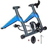Fahrrad Rollentrainer, Fluid Bike Trainer Ständer, Indoor Fahrrad Übungsständer, Rad Rollentrainer Ermöglicht Fahrradtraining Zuhause