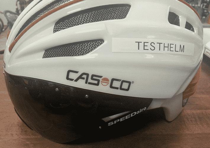 Casco Speedairo Fahrradhelm