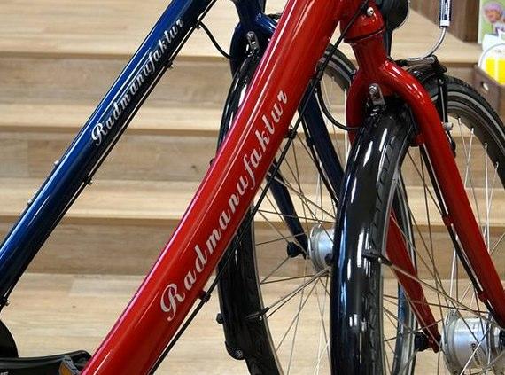 Radmanufaktur Fahrradmarke