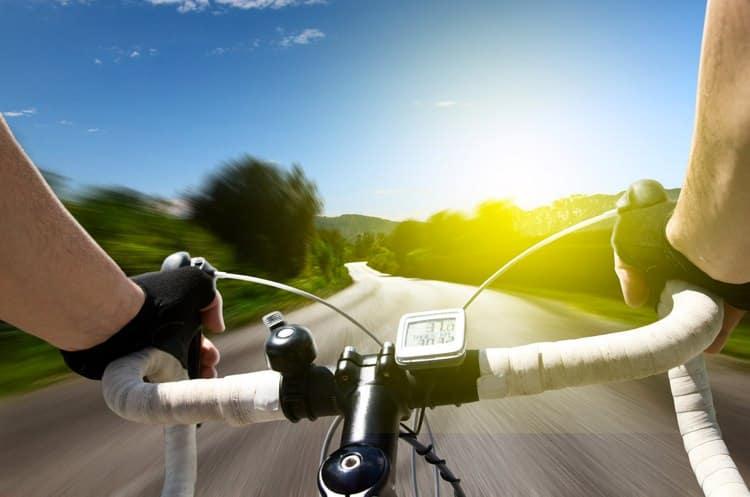 Rennrad zur Mecklenburger Seenrunde