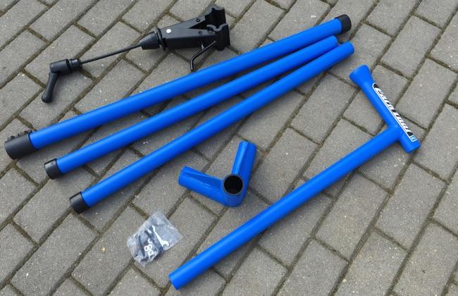Park Tool PCS-9 Montageständer in Einzelteilen