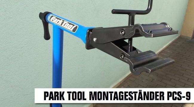 Park Tool Montageständer PCS9