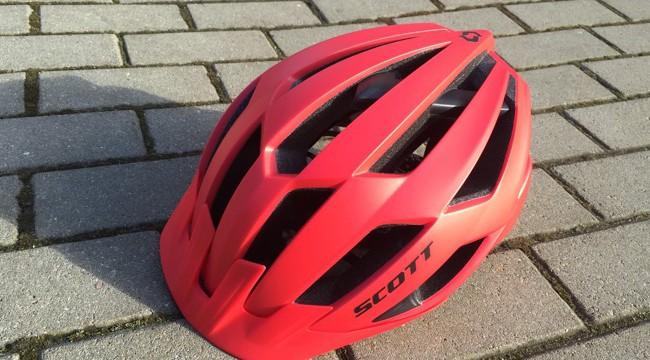 Scott Arx MTB Helm im Test