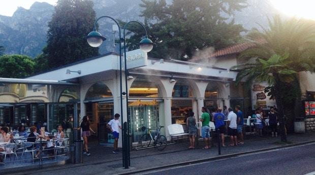 Eiscafe Flora, unsere Empfehlung!!!