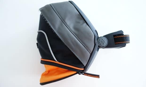 SKS Tour Bag XL Seite mit Zusatztasche
