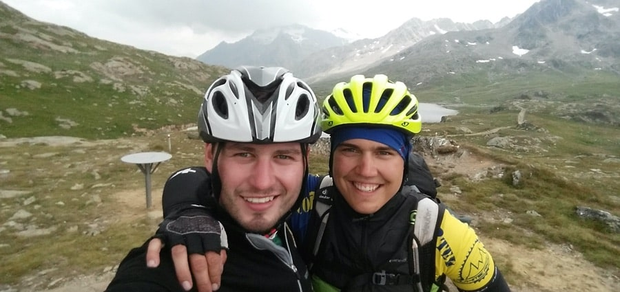 Brotride: Das Alpencrosstagebuch