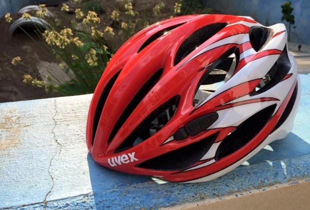 Uvex Race 1 Helm im Test