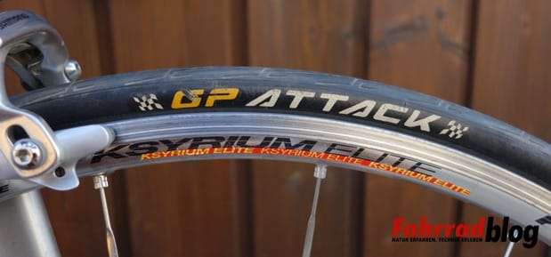 Continental Grand Prix Attack (gebraucht)