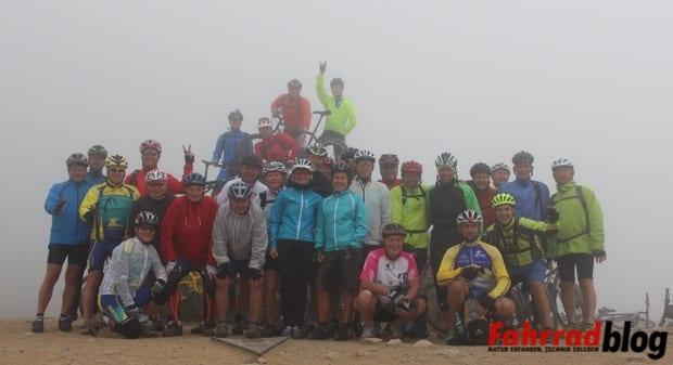 Gipfelfoto Brocken 2015