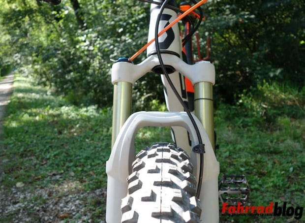 Scott Scale 710 Plus - 27.5+ Reifen