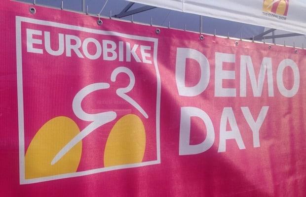 Demo Day auf der Eurobike 2015