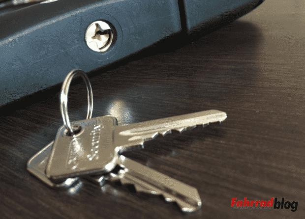 Lockpicking bei ABUS Sinero 43