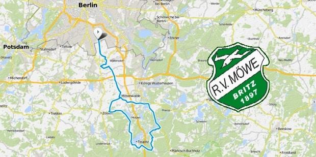 RTF Durch das Brandenburger Land