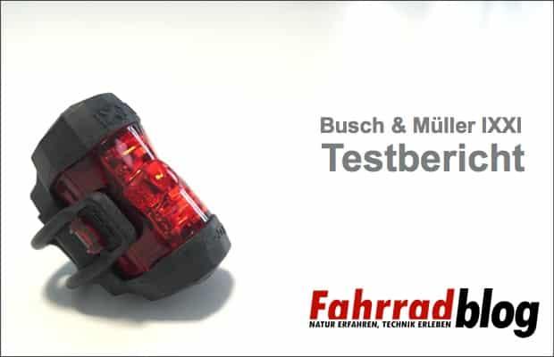 Busch und Müller IXXI Test