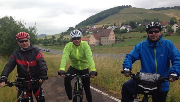 Hammelburg nach Rottendorf