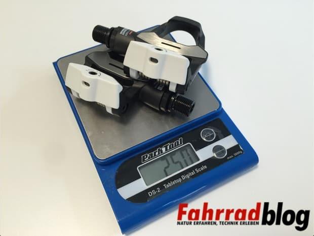 Look Keo 2 Max Carbon Gewicht