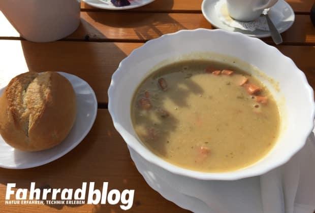Mittagessen in Braunsbedra
