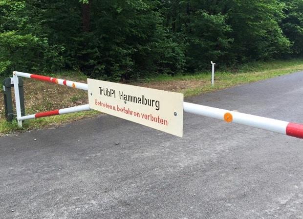 Truppenübungsplatz Hammelburg Radtour