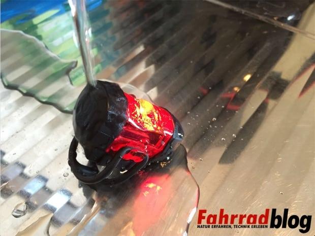 Wasserdichte LED Lampe