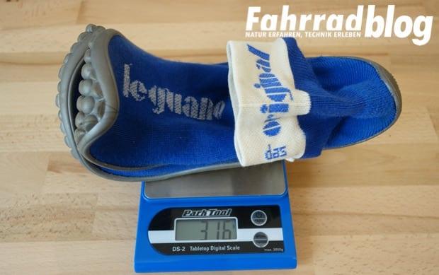 Leguano Premium Gewicht