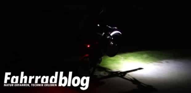 Sigma POWERLED EVO Nachtfahrt