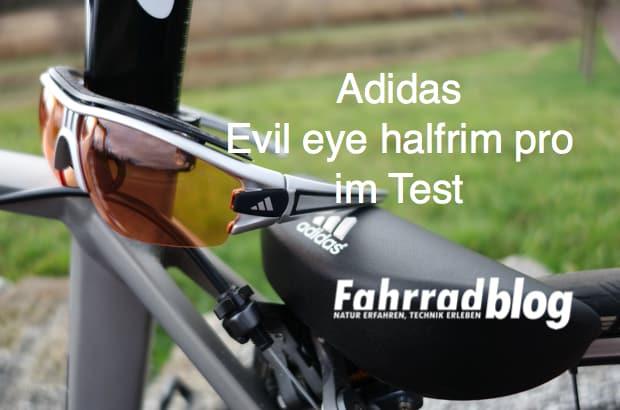 Evil eye halfrim pro Silvemet:black