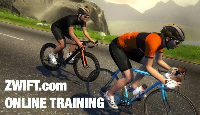 Zwift Online-Training