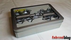 Aest Titanium Verpackung