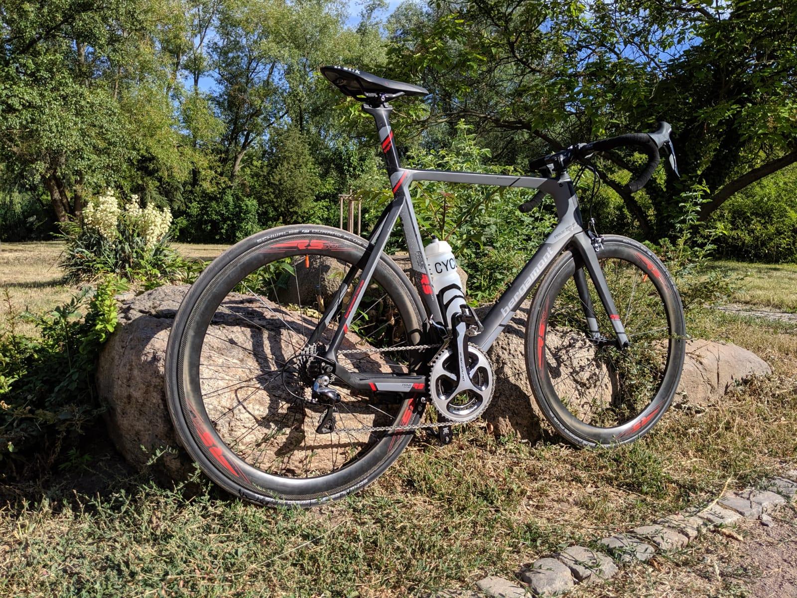 Bergamont Prime RS Tubolito
