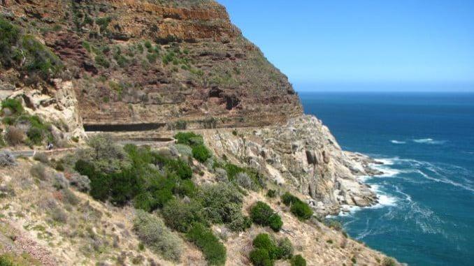 Cape Town Cycle Tour - Teil der Strecke