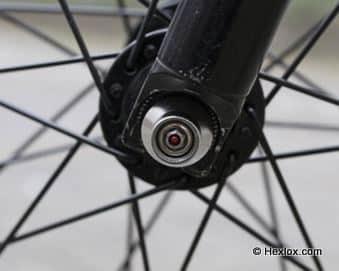Hexlox Fahrradteilesicherung