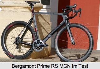 Bergamont Prime RS MGN Test