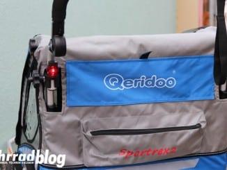 Der Qeridoo Sportrex2 im Test - Modell 2016