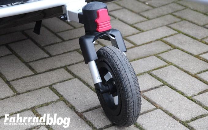 Sportrex2 mit Buggyrad