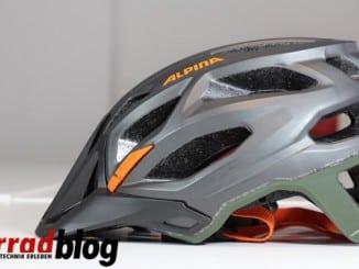 Alpina Garbanzo MTB Helm im Test