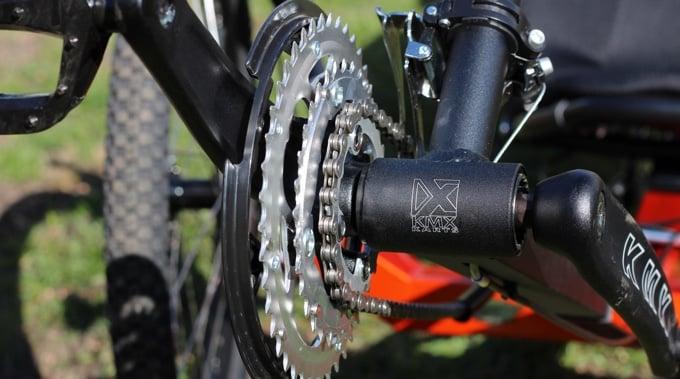 kmx cobra x liegerad im test fahrrad blog. Black Bedroom Furniture Sets. Home Design Ideas