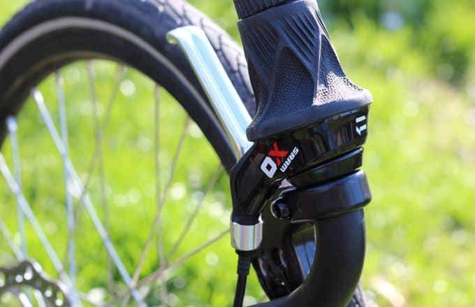 SRAM X01 Drehgriff für die Schaltung