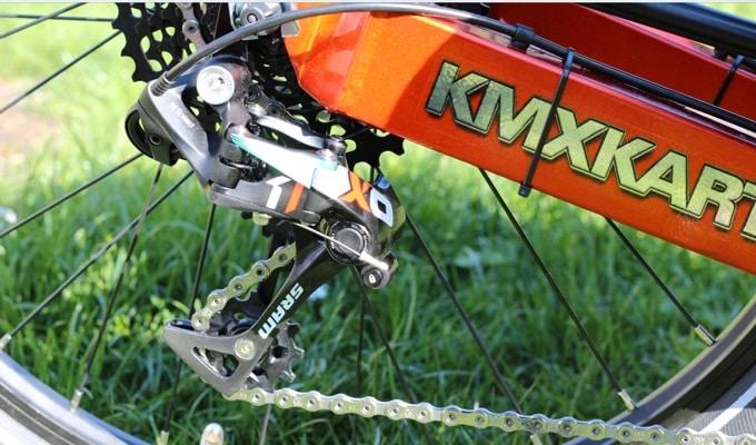 SRAM X01 Schaltwerk