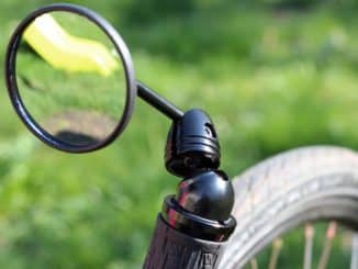 Fahrradspiegel erhöhen die Sicherheit im Straßenverkehr