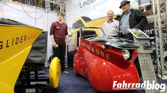 Sunglider One - Solar Velomobil