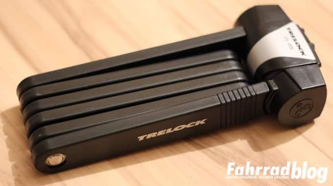 Trelock FS455 Faltschloss im Test