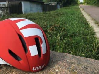 Uvex EdAero Fahrradhelm fürs Rennrad im Test