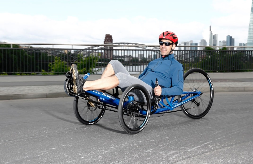 Race Trike von HP Velotechnik