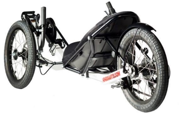 KMX Kompact R - Trike für Jugendliche