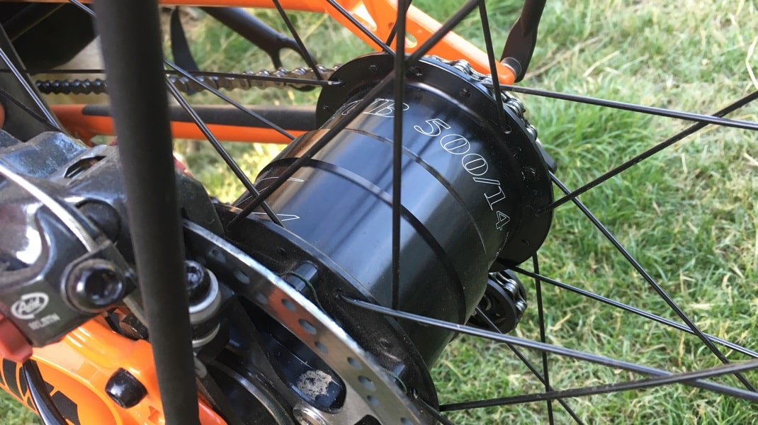 Rohloff Speedhub 500/14 XL Test